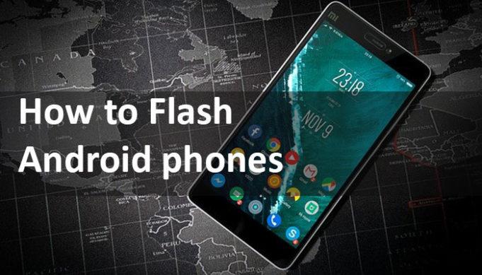 How to flash any mediatek device using spflashtool
