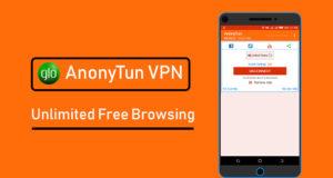 Latest AnonyTun VPN