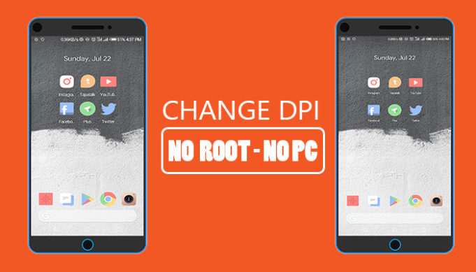 How To Change DPI Density on Android
