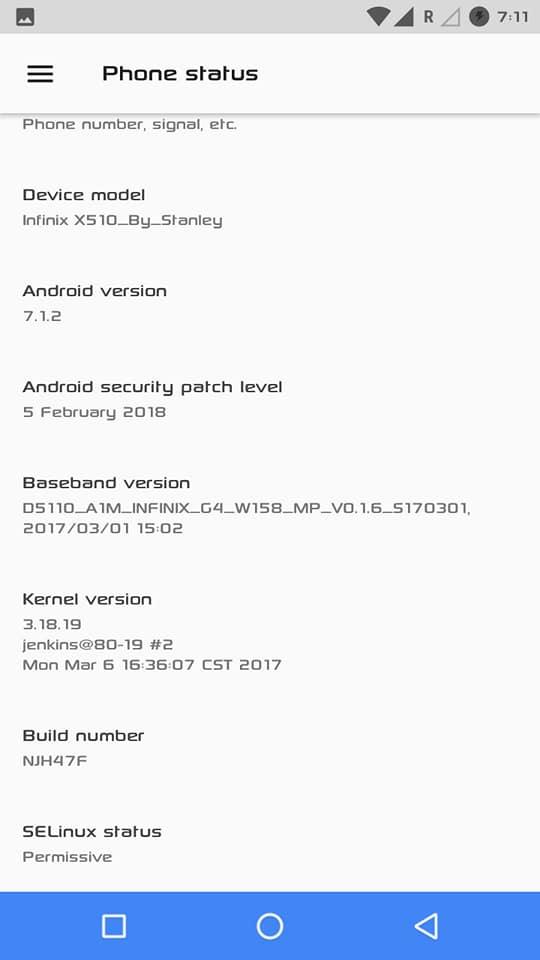 Dot os V1.2 (v4) Update: Custom ROM For Infinix Hot 2 X510