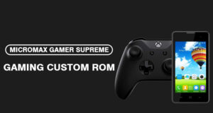 Supreme Micromax Gamer Custom ROM For Tecno Y2 By Samuel Osas