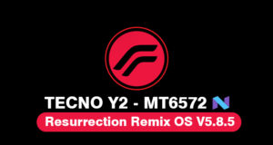 Resurrection Remix v5.8.5 Custom ROM For Tecno Y2 By Samuel Osas