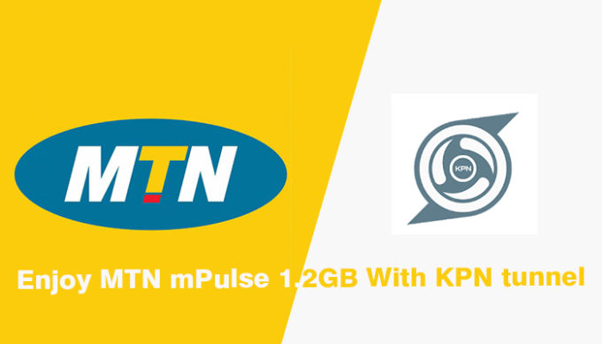 How To browse with MTN mPulse 1.2GB for N150 With KPN tunnel