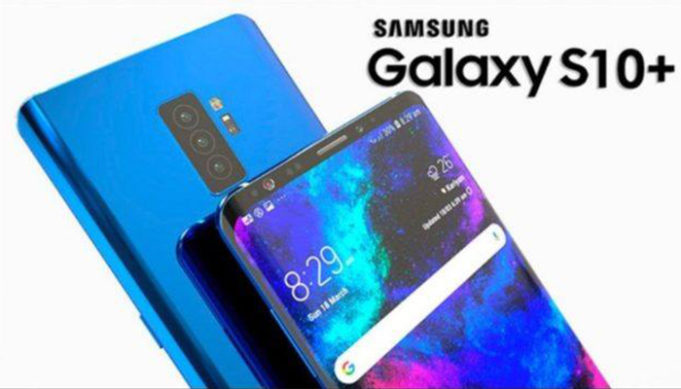 Samsung Galaxy S10+ With 5G Support