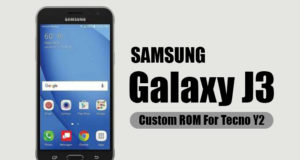 Samsung Galaxy J3 custom rom for Tecno Y2