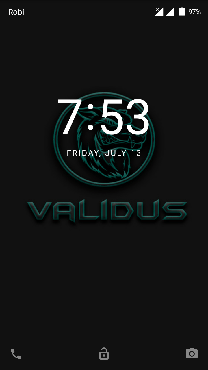 Bugless Validus 15.1 Nougat Custom Rom For Fero Royale X1 Lite