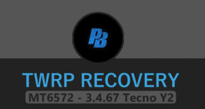 Pitch Black TWRP 3.2.0-0 Custom Recovery For Tecno Y2