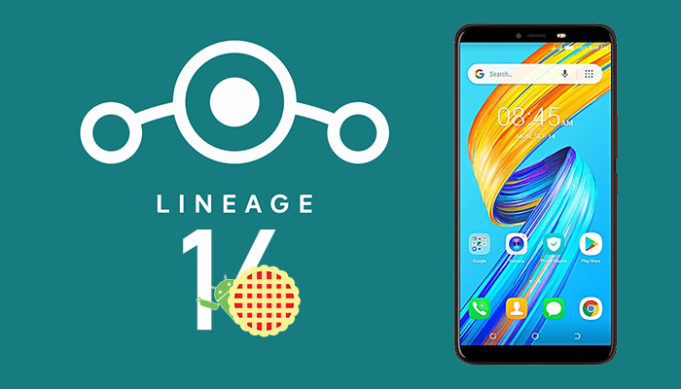 LineageOS 16 - Android 9.0 Pie Custom ROM For Tecno Spark 2