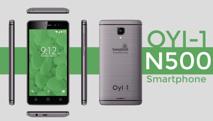 Beeptool Oyi 1 smartphone