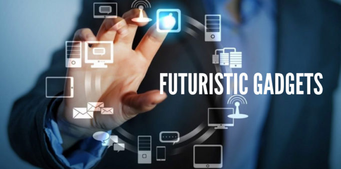 Infographics: Latest Futuristic Technology Gadget 2019