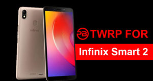 Pitch Black TWRP 3.2.3-0 Custom Recovery For Infinix Smart 2 / Smart 2 Pro