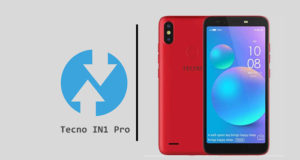 TWRP For Tecno Camon iSky2