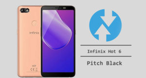 TWRP for Infinix Hot 6