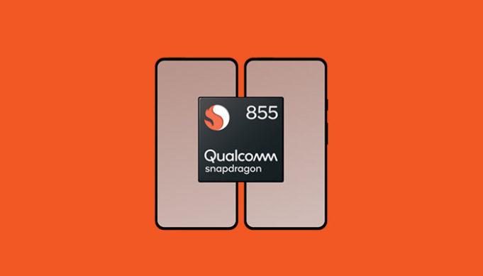Snapdragon 855 smartphones