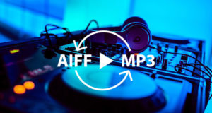 Convert AIFF To MP3