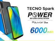 Tecno Spark Power