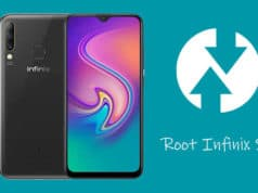 TWRP For Infinix S4 X626
