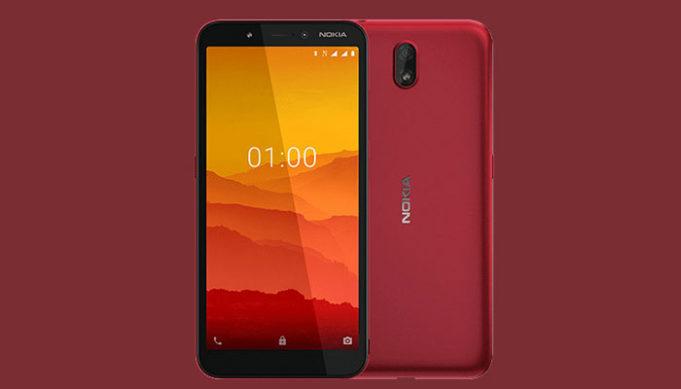 Nokia C1 Android Phone