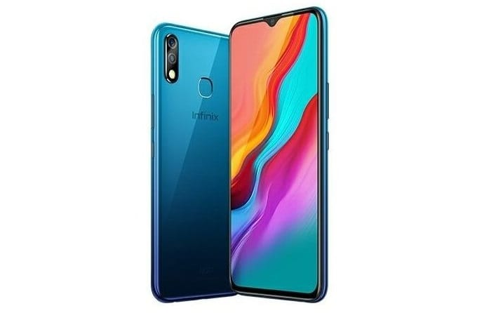 Infinix Hot 8 lite Firmware
