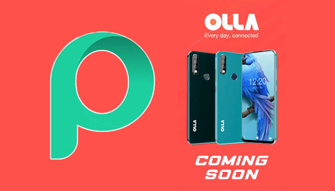 Opay Olla smartphone