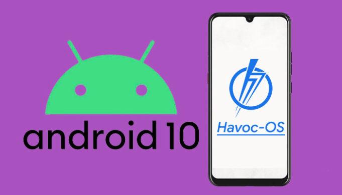 Android 10 For Tecno Pouvoir 3 Plus