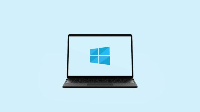 Windows 10 21H2 Sun Valley Update